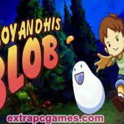 A Boy and His Blob Game Free Download