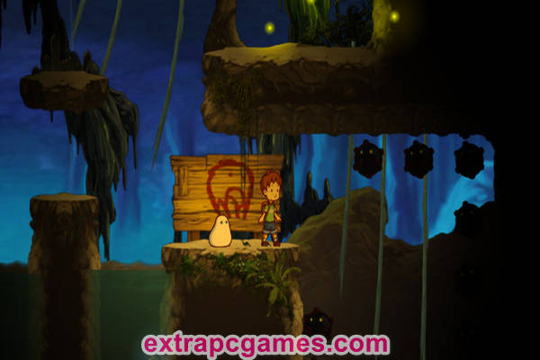 A Boy and His Blob Highly Compressed Game For PC