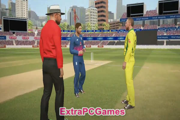 Ashes Cricket Highly Compressed Game For PC