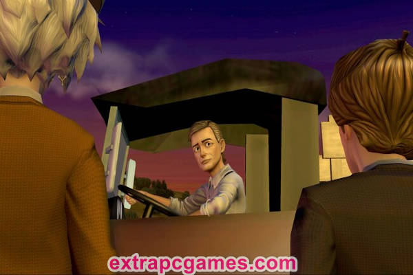 Back to the Future The Highly Compressed Game For PC