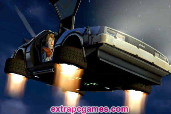 Back to the Future The PC Game Download