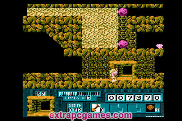 Digger The Legend of The Lost City Highly Compressed Game For PC