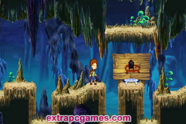 Download A Boy and His Blob Game For PC