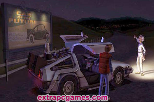 Download Back to the Future The Game For PC