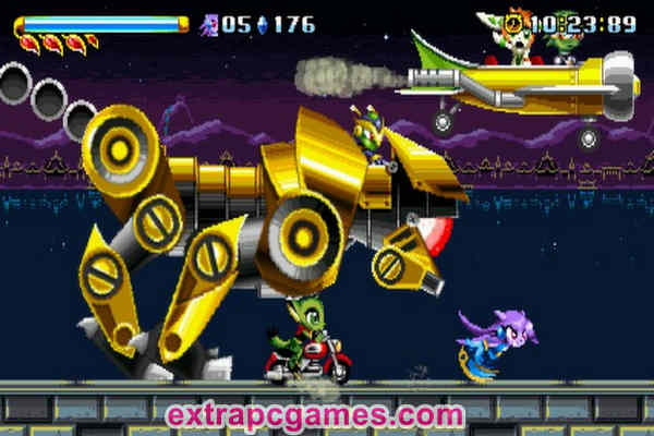 Download Freedom Planet Game For PC