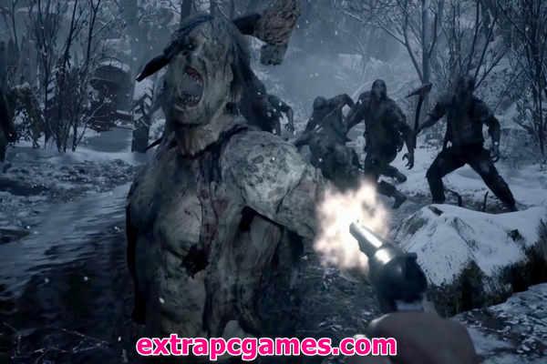 Download Resident Evil Village Game For PC