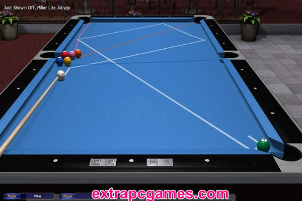 Download Virtual Pool 4 Game For PC