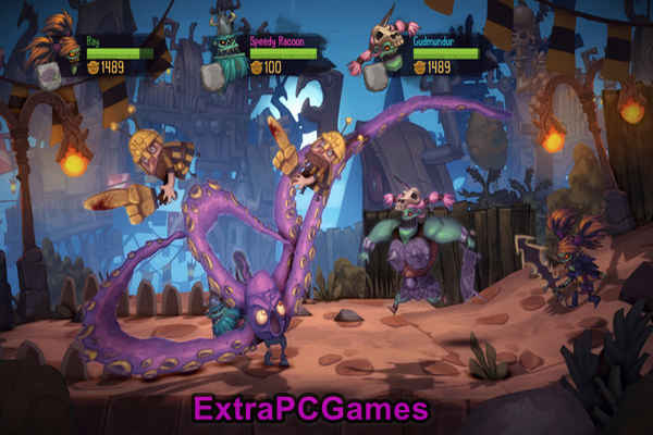 Download Zombie Vikings Game For PC