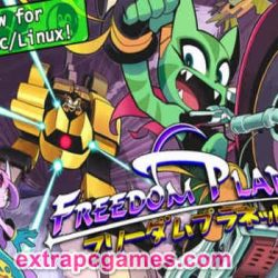Freedom Planet Game Free Download