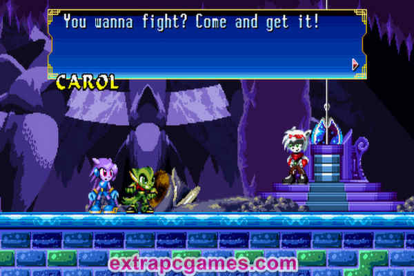 Freedom Planet Highly Compressed Game For PC