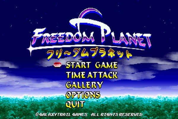 Freedom Planet PC Game Download