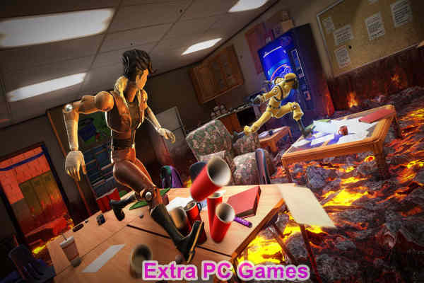 Hot Lava Highly Compressed Game For PC