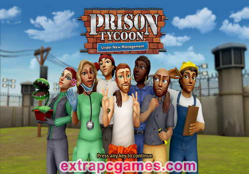 Prison Tycoon Under New Management Game Free Download