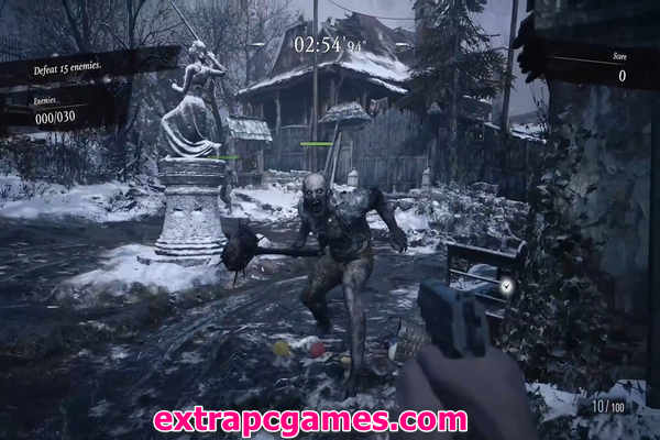 Resident Evil Village Highly Compressed Game For PC