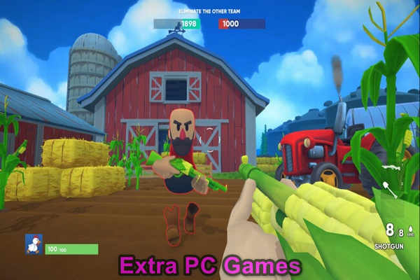 Shotgun Farmers Highly Compressed Game For PC
