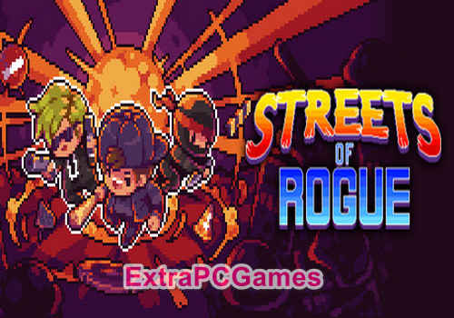 Street of Rogue Game Free Download