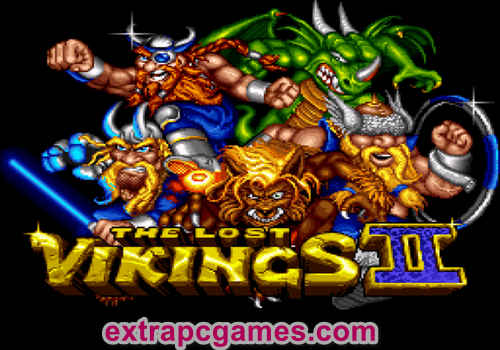 The Lost Vikings 2 Game Free Download