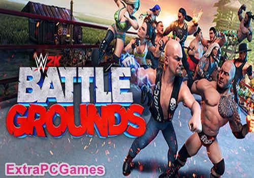 WWE 2K Battlegrounds Game Free Download