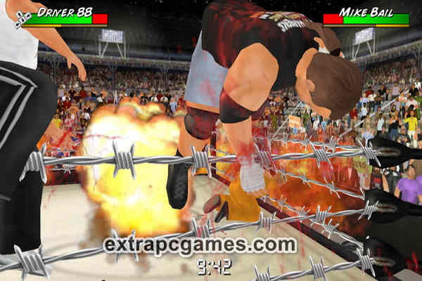 Wrestling Empire Highly Compressed Game For PC