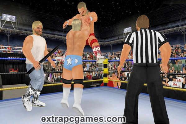 Wrestling Empire PC Game Download