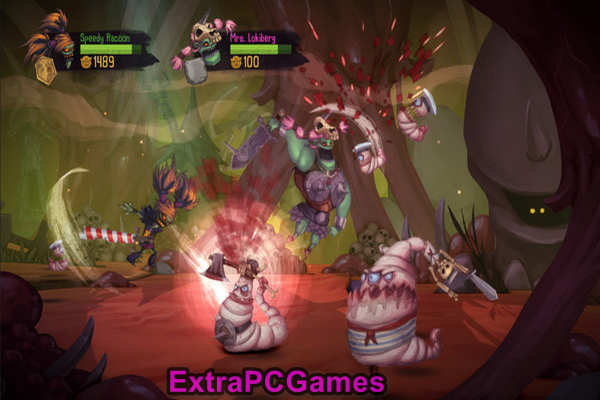 Zombie Vikings PC Game Download