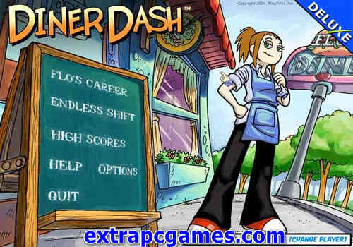 Diner Dash Game Free Download