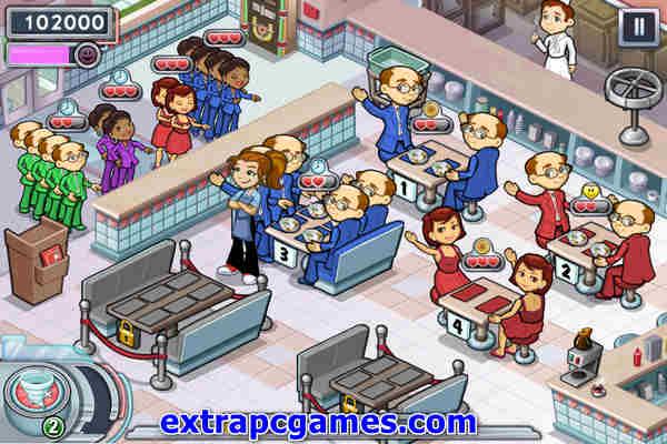 Diner Dash PC Game Download