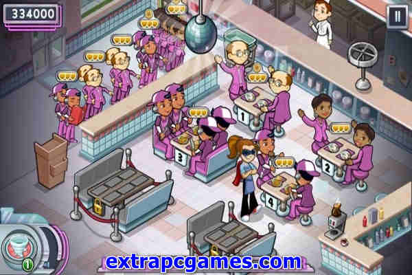 Download Diner Dash Game For PC
