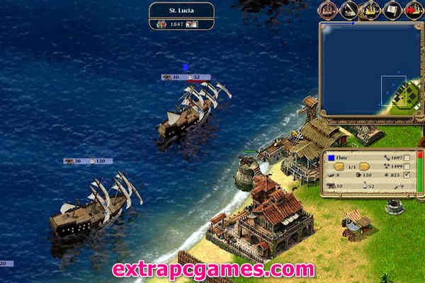 Download Port Royale Game For PC