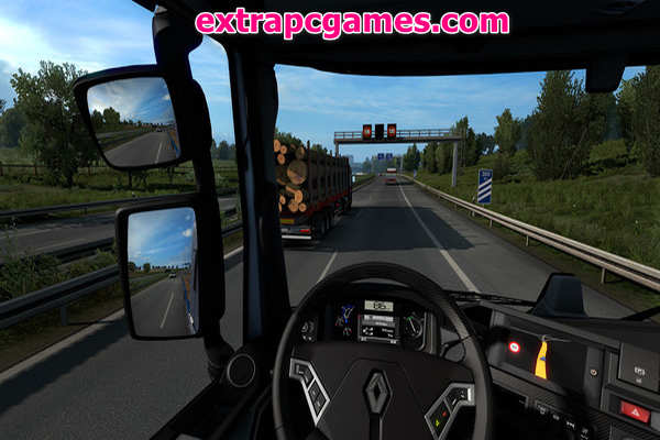 Euro Truck Simulator 2 Highly Compressed Game For PC