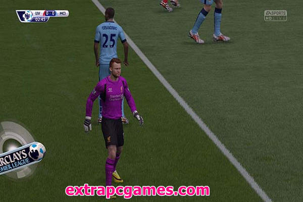 FIFA 15 Highly Compressed Game For PC