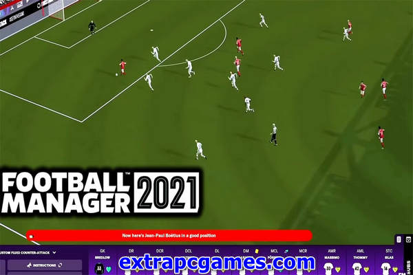 Football Manager 2021 Highly Compressed Game For PC