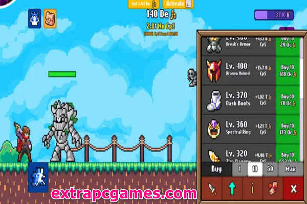 Idle Slayer PC Game Download