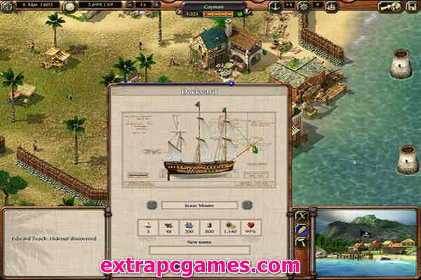 Port Royale 2 Highly Compressed Game For PC