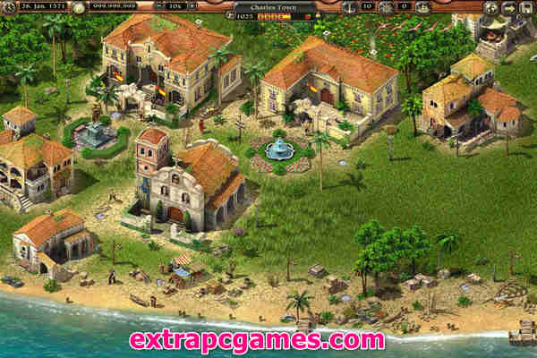 Port Royale Highly Compressed Game For PC