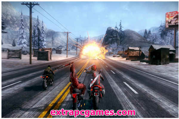 Road Redemption Highly Compressed Game For PC