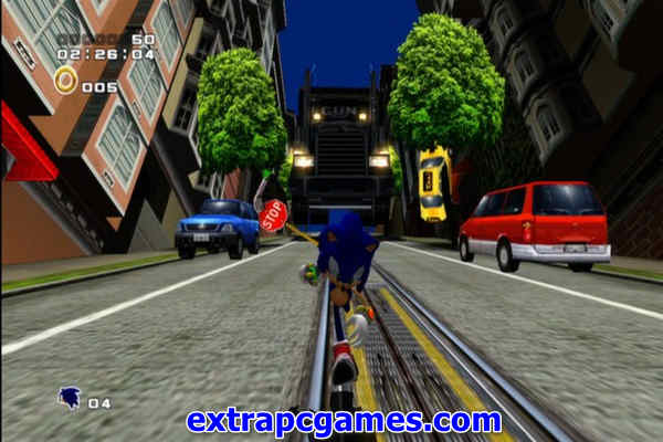 Sonic Adventure 2 Highly Compressed Game For PC