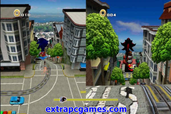Sonic Adventure 2 PC Game Download