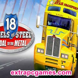 18 Wheels of Steel Pedal to the Metal Game Free Download