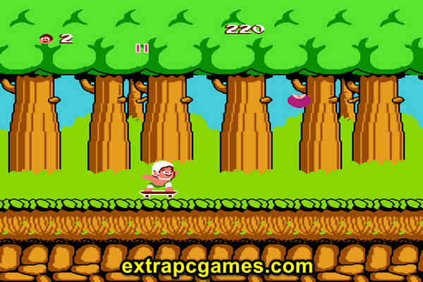 Adventure Island Highly Compressed Game For PC