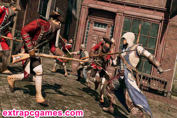 Assassins Creed 3 Remastered Highly Compressed Game For PC