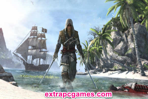 Assassins Creed 4 Black Flag Highly Compressed Game For PC