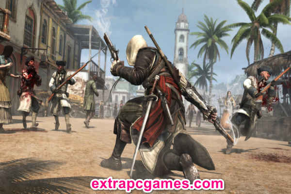 Assassins Creed 4 Black Flag PC Game Download