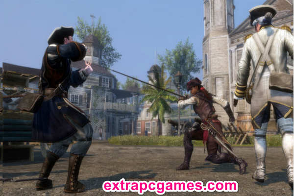 Assassins Creed Liberation Highly Compressed Game For PC