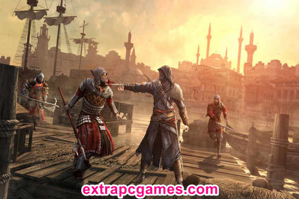 Assassins Creed Revelations Highly Compressed Game For PC