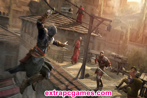 Assassins Creed Revelations PC Game Download