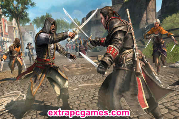 Assassins Creed Rogue Highly Compressed Game For PC