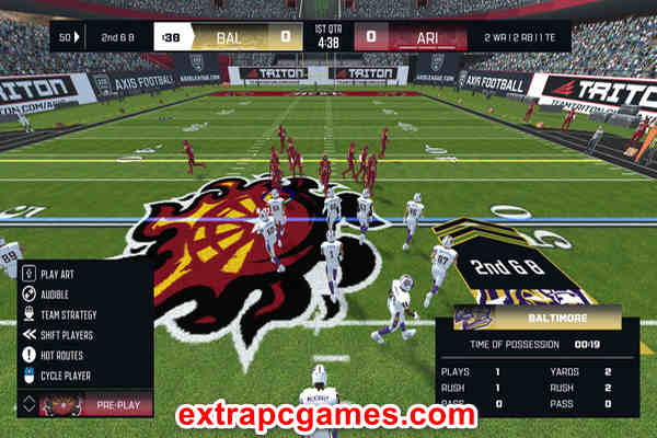 Axis Football 2021 PC Game Download