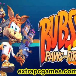 Bubsy Paws on Fire Game Free Download