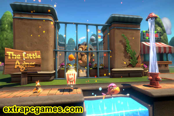 Bubsy Paws on Fire Highly Compressed Game For PC